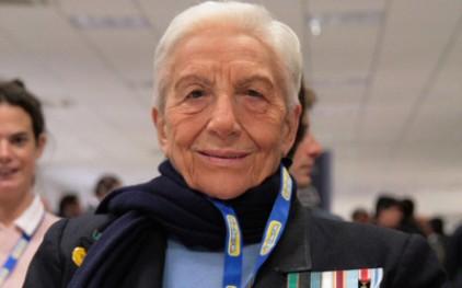 Итальянка награждена «Медалью во славу Осетии»