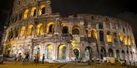 Огни Колизея погаснут в память о жертвах обрушения моста