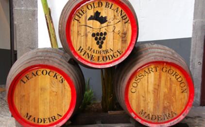Вино, прославившее остров Мадейра