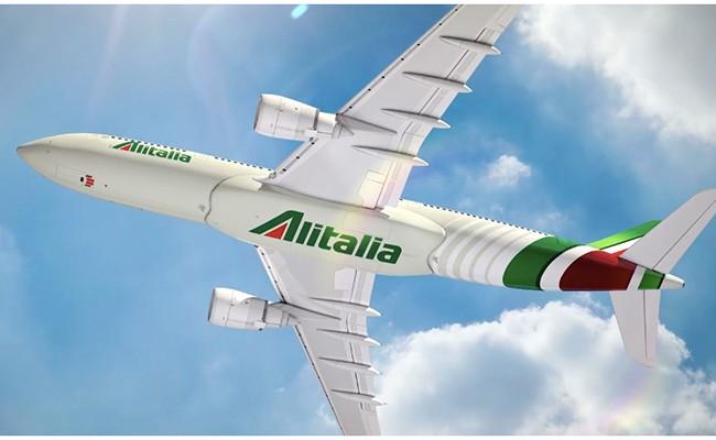 Итальянская авиакомпания Alitalia отменила 60% рейсов из-за забастовки работников