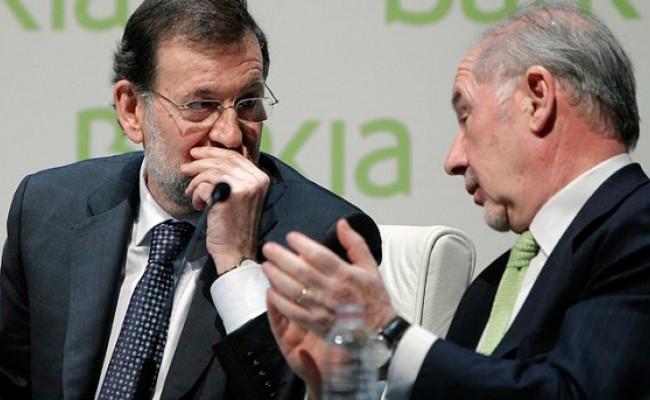 Испания намерена национализировать банк Bankia SA