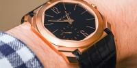 Самые тонкие в мире автоматические часы