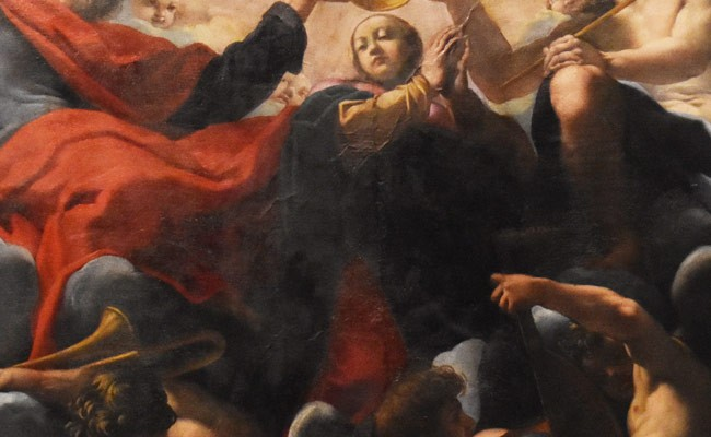 Италия: на картине XVII века нашли стафилококк и плесневые грибы