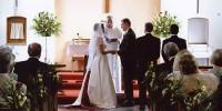 Число церковных браков в Испании достигло минимума