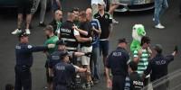 Болельщики «Спортинга» напали на тренировочную базу клуба