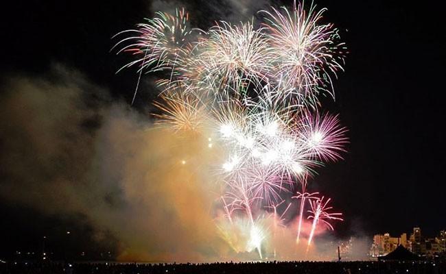 Испания: в Жироне в июле пройдет фестиваль фейерверков