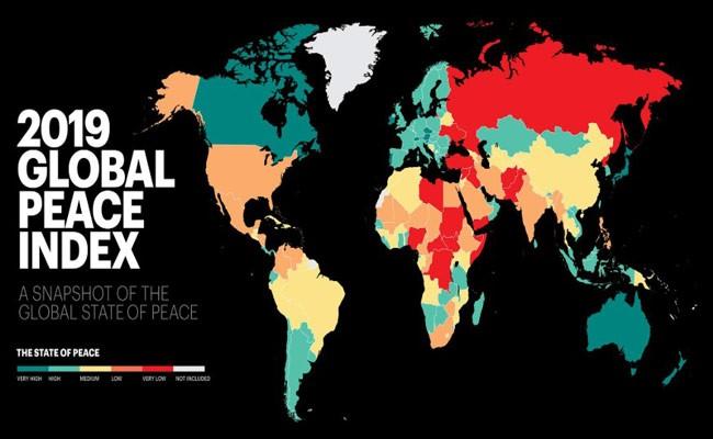 Испания опустилась на два места в Глобальном рейтинге мира