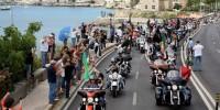 Всемирная концентрация Harley-Davidson в Португалии