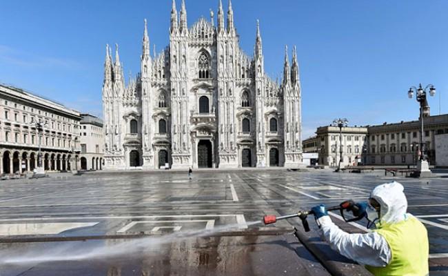 В Милане самый высокий коэффициент смертности