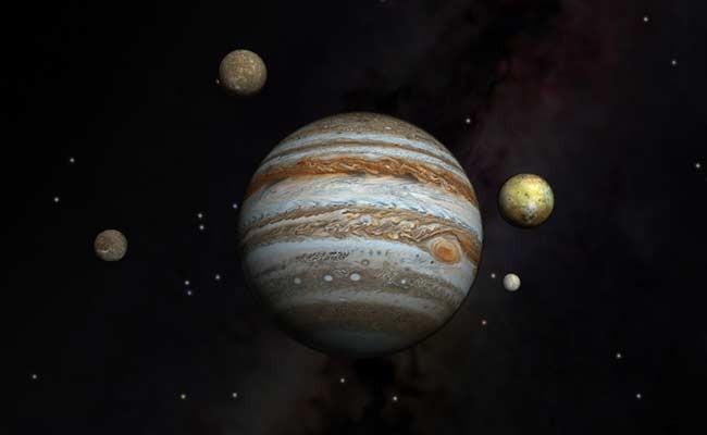 У Юпитера открыты две новые луны