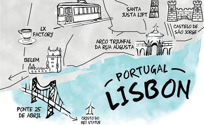 Португалия: Лиссабон - снова лучший!