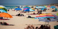 Высокая опасность ультрафиолетовых лучей в 10 районах Португалии