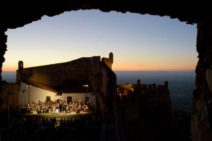 Португалия: международный музыкальный фестиваль в Марвау