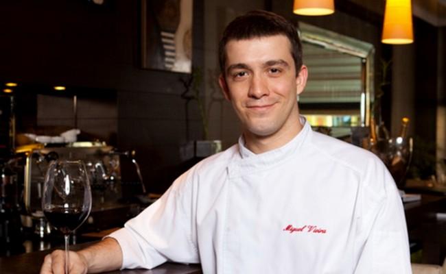 Первый португальский повар с тремя звездами Мишлен