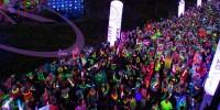Португалия: неоновый забег в Портимау