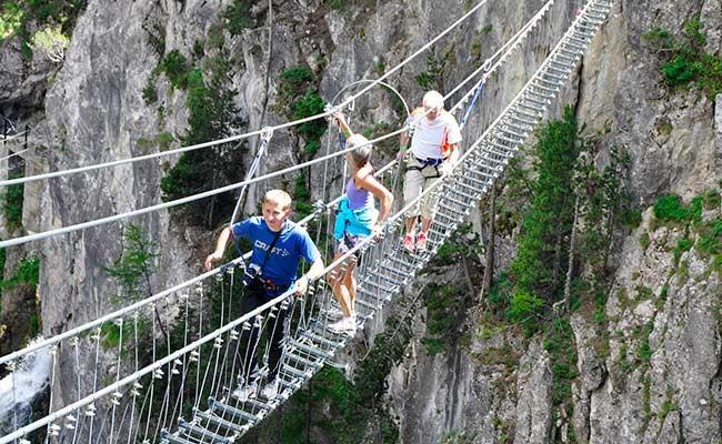 Италия: самый длинный мост откроется для туристов