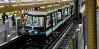 В Париже неизвестный с ножом напал на пассажира метро