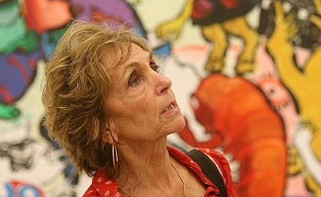 Португалия: выставка Паулы Регу