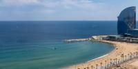Испания: Барселона откроет пляжи для прогулок