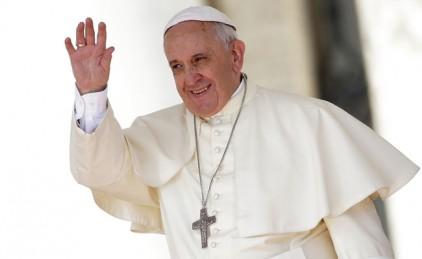 Папа Римский Франциск назвал любимых кинорежиссёров