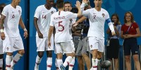 Португалия покинула топ-5 FIFA