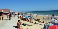 Португалия: на пляже - с интернетом