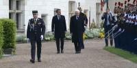 Италия: президент Италии почтил память Леонардо да Винчи