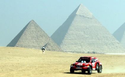 Египет дал старт «Ралли фараонов»