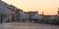 Италия: световое новогоднее представление