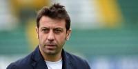 Главный тренер итальянского футбольного клуба