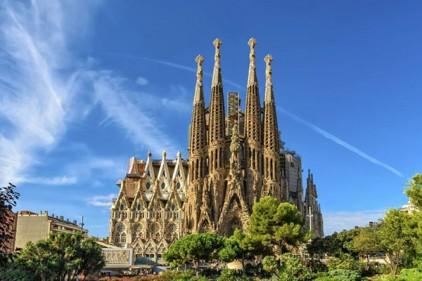 Саграда Фамилия откроется для жителей Барселоны