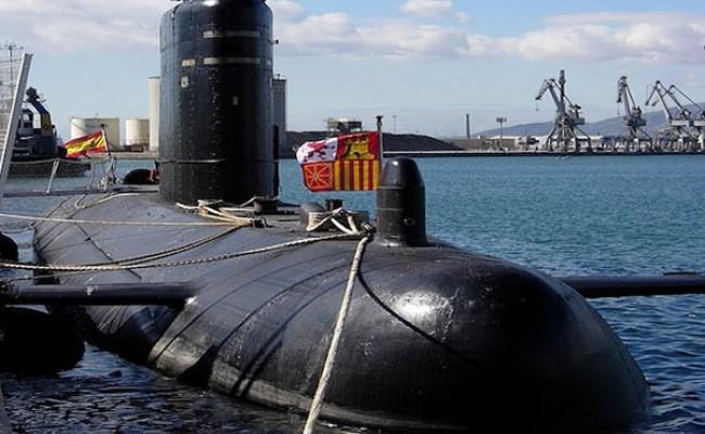 В Испании осталась одна действующая подлодка