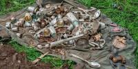 В руинах польского замка нашли клад