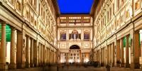 Во Флоренции после карантина открылась галерея Уффици