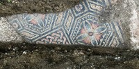 Археологи рассказали об уникальных мозаиках, найденных под Вероной