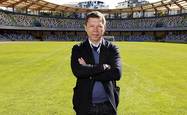 «Футбольный клуб «Лейрия» - это смысл моей жизни»