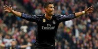 Роналду забил свой 100-й мяч в розыгрышах еврокубков