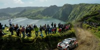 Португалия: Azores Airlines Rallye
