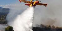 Португалия: около 60 пилотов помогают в тушении пожаров