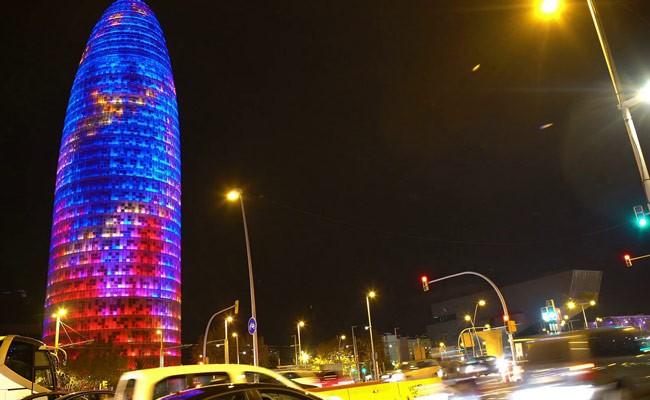 Испания: здание Agbar выставлено на продажу