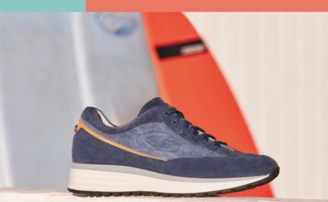 Италия: Alberto Guardiani раскрасил подошвы обуви в камуфляж