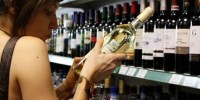 Россияне стали покупать меньше алкоголя из-за кризиса