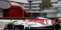 К этапу в Италии Alfa Romeo подготовила специальную ливрею