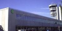 Испания: в Аликанте самолет столкнулся с автомобилем