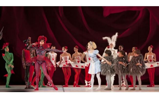 Италия: «Алиса в стране чудес» в театре Сан-Карло в Неаполе