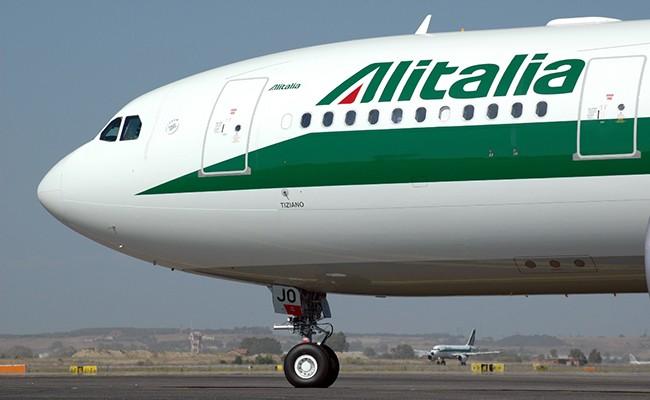 Италия: Alitalia сократит свой штат