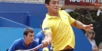 Испанец Николас Альмагро выиграл теннисный турнир во Франции