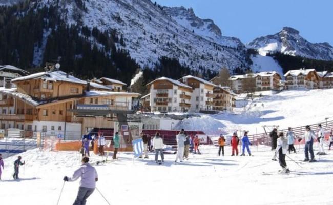 Жители Италии выбрали излюбленные места для горнолыжного отдыха