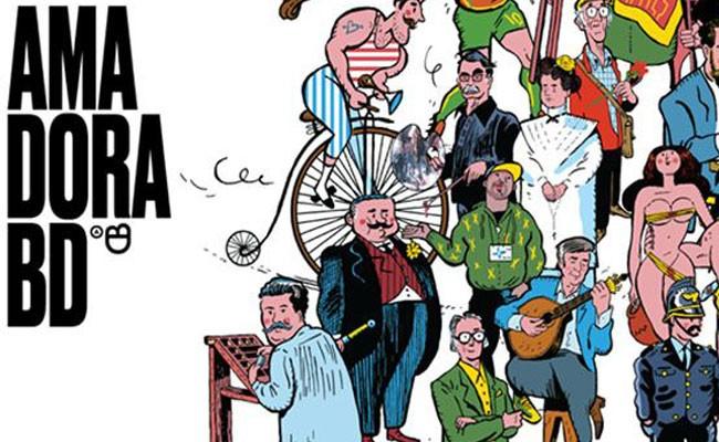 AMADORA BD – Международный фестиваль комиксов в Португалии