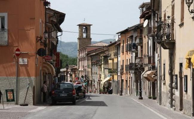 Италия: землетрясение возле Аматриче